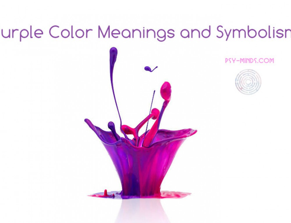 Purple Color Meanings and Symbolism