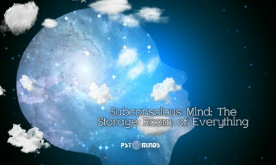 Subconscious Mind The Storage Room of Everything