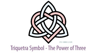 Triquetra Symbol The Power of Three
