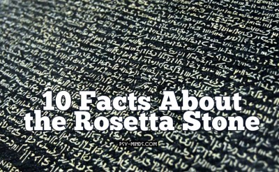 10 Facts About the Rosetta Stone 33