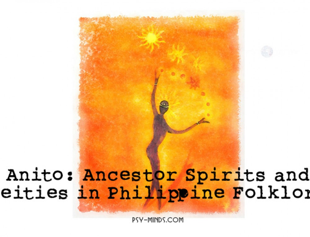 Anito: Ancestor Spirits and Deities in Philippine Folklore