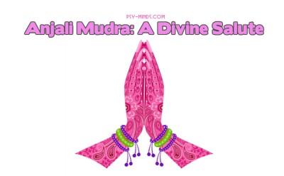 Anjali Mudra A Divine Salute