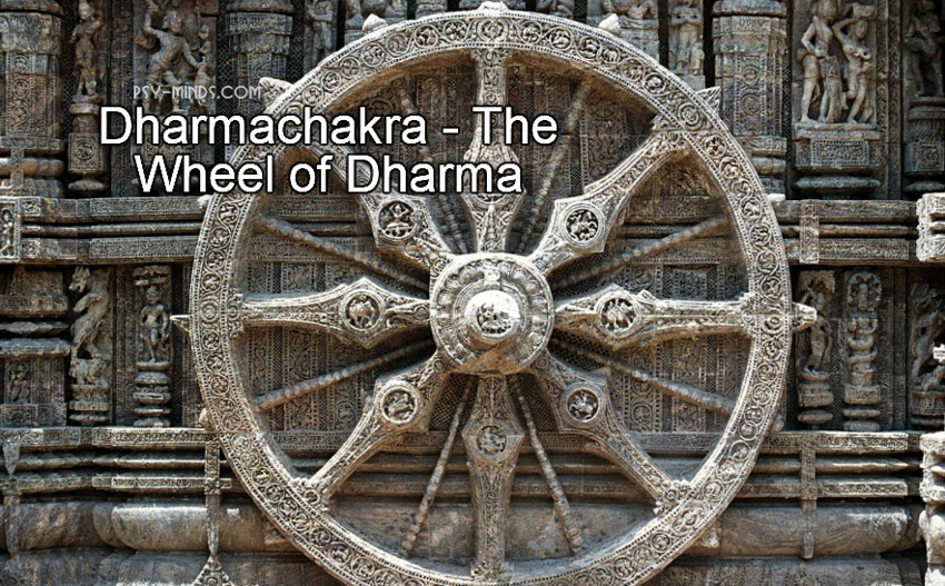 Dharmachakra - The Wheel of Dharma