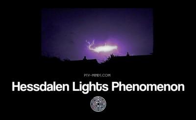 Hessdalen Lights Phenomenon