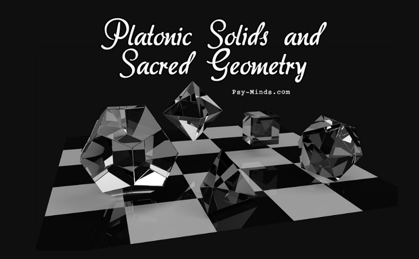 Platonic Solids and Sacred Geometry