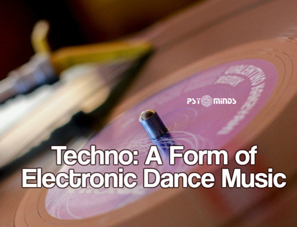 Techno: A Form of Electronic Dance Music