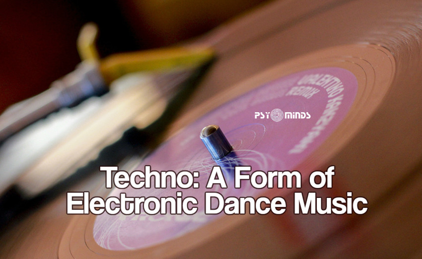 Techno A Form of Electronic Dance Music