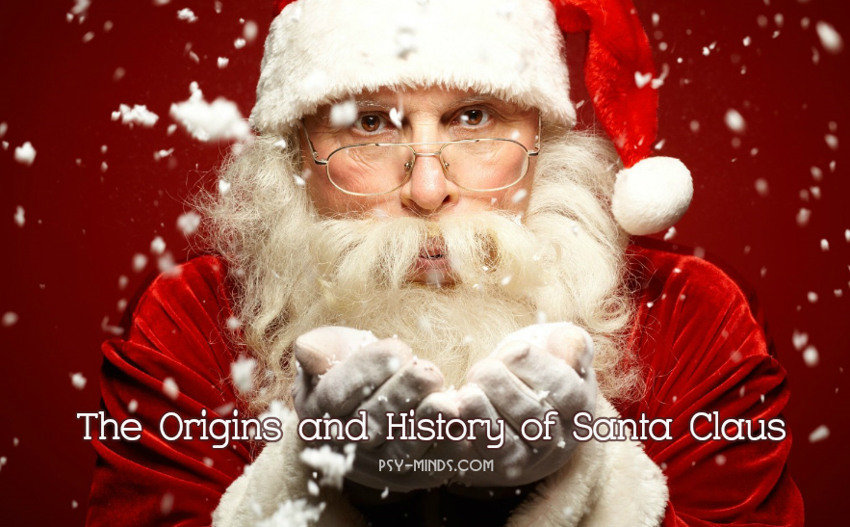 The Origins and History of Santa Claus