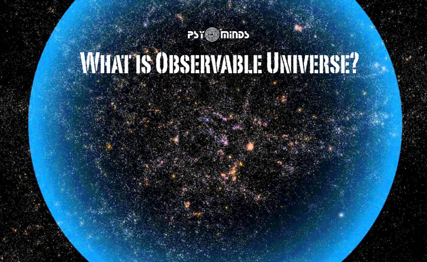 What is Οbservable Universe