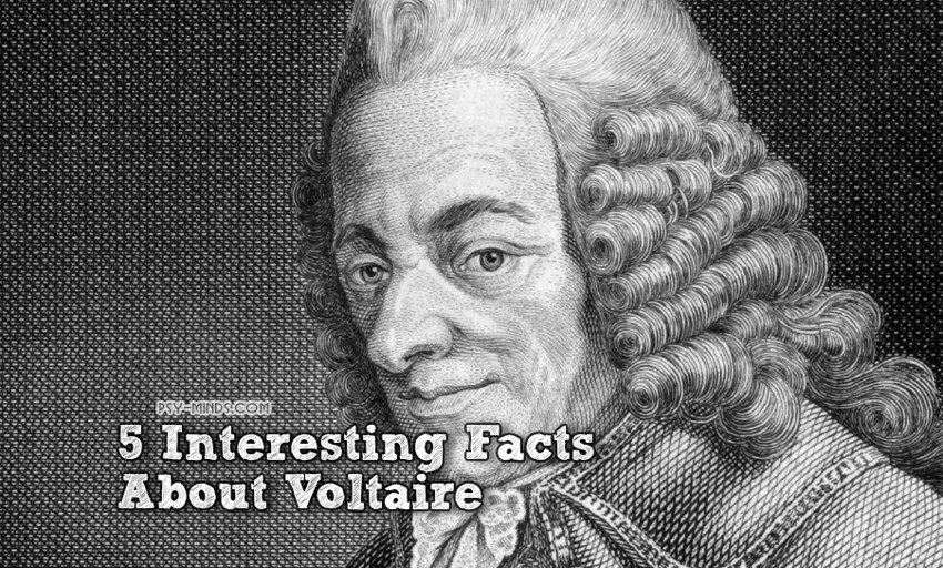 5 Interesting Facts About Voltaire