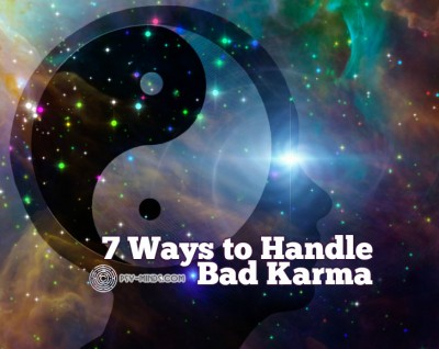 7 Ways to Handle Bad Karma