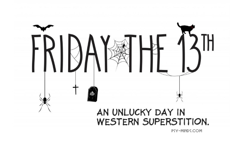 Friday the 13th An Unlucky Day in Western Superstition