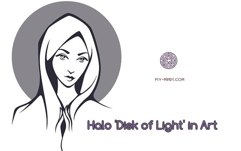 Halo 'Disk of Light' in Art