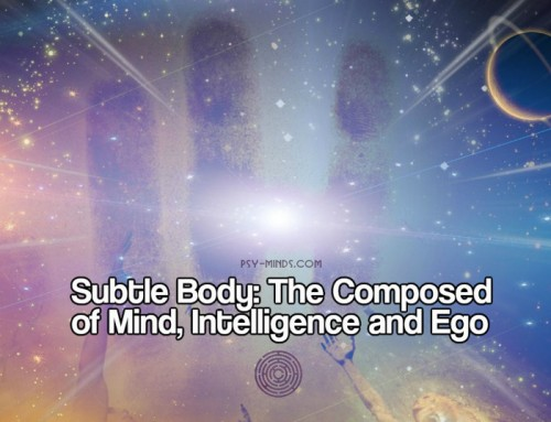 Subtle Body: The Composed of Mind, Intelligence and Ego