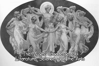 The Muses Goddesses of Literature, Science, and the Arts
