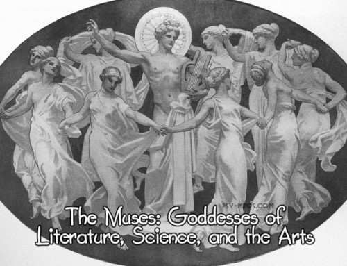 The Muses: Goddesses of Literature, Science, and the Arts