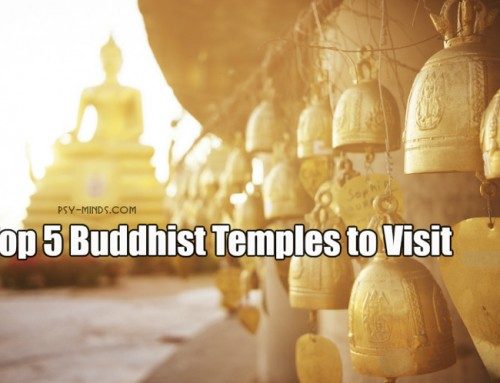 Top 5 Buddhist Temples to Visit