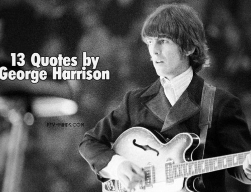13 Quotes by George Harrison