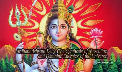 Ardhanarishvara Deity The Synthesis of Masculine and Feminine Energies of the Universe