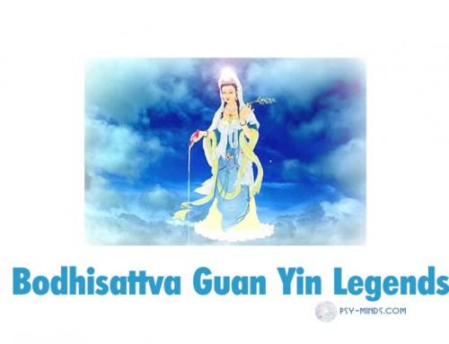 Bodhisattva Guan Yin Legends