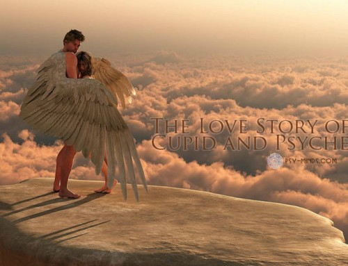 The Love Story of Cupid and Psyche