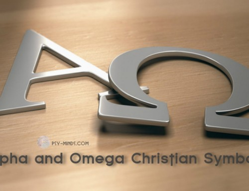 Alpha and Omega Christian Symbol