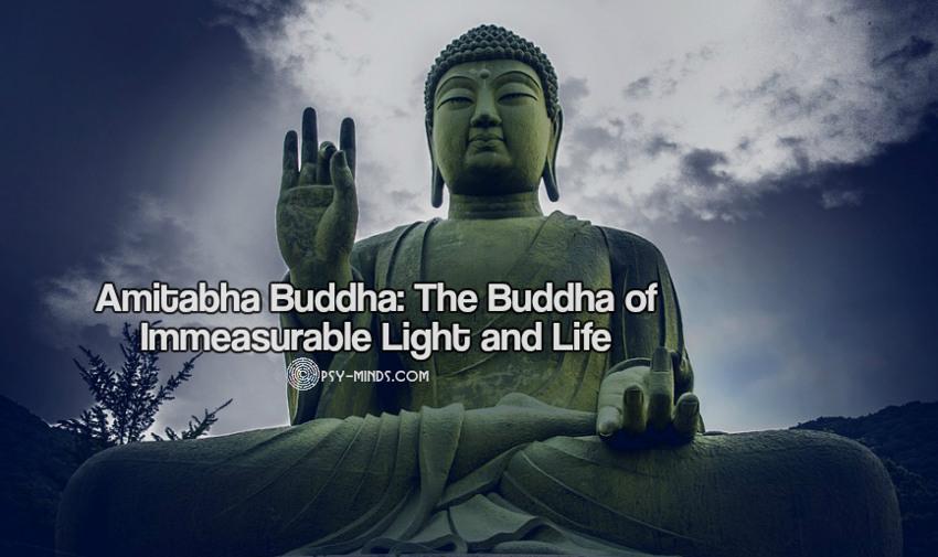 Amitabha Buddha The Buddha of Immeasurable Light and Life