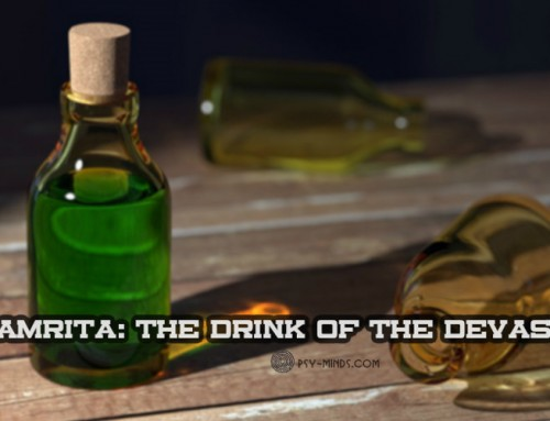 Amrita: The Drink of the Devas