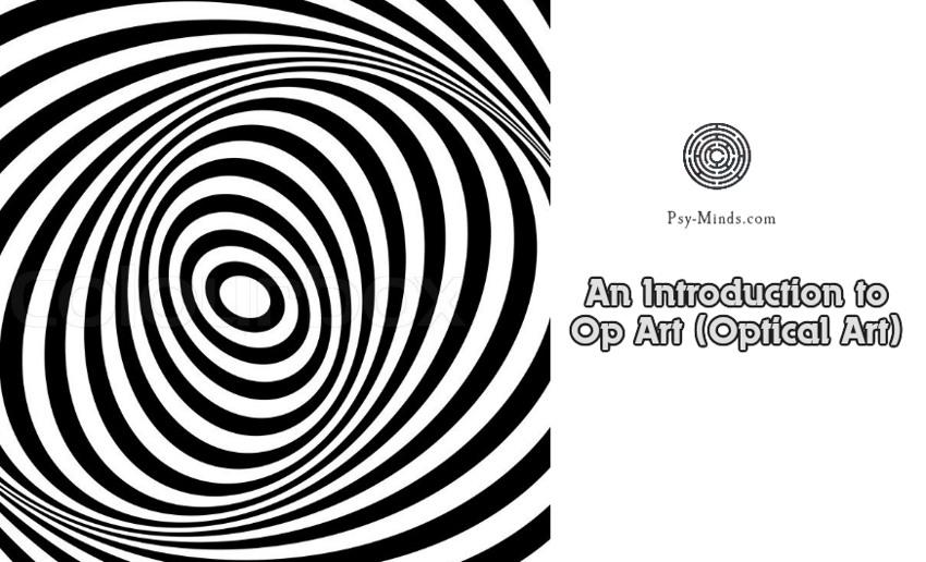 An Introduction to Op Art (Optical Art)