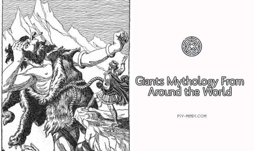 Giants Mythology From Around the World