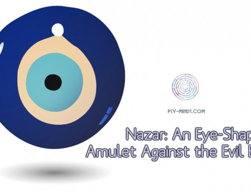 Nazar: An Eye-Shaped Amulet Against the Evil Eye
