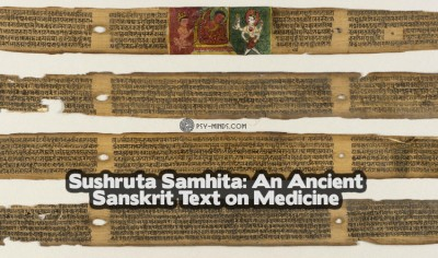 Sushruta Samhita An Ancient Sanskrit Text on Medicine