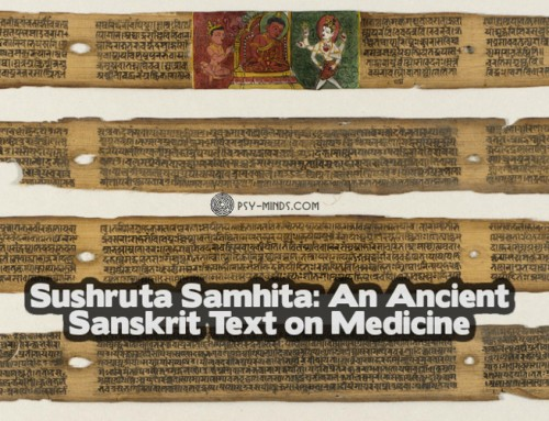 Sushruta Samhita: An Ancient Sanskrit Text on Medicine
