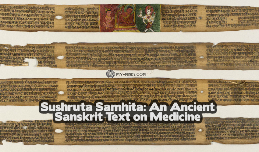 Sushruta Samhita An Ancient Sanskrit Text on Medicine