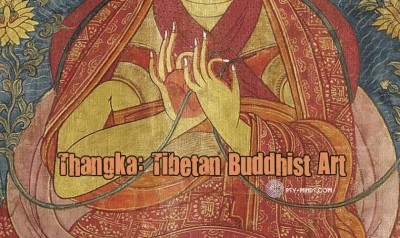 Thangka Tibetan Buddhist Art
