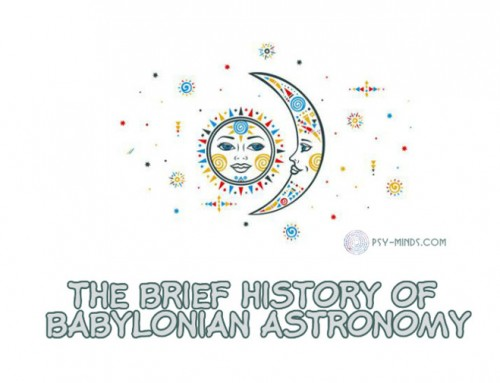 A Brief History of Babylonian Astronomy