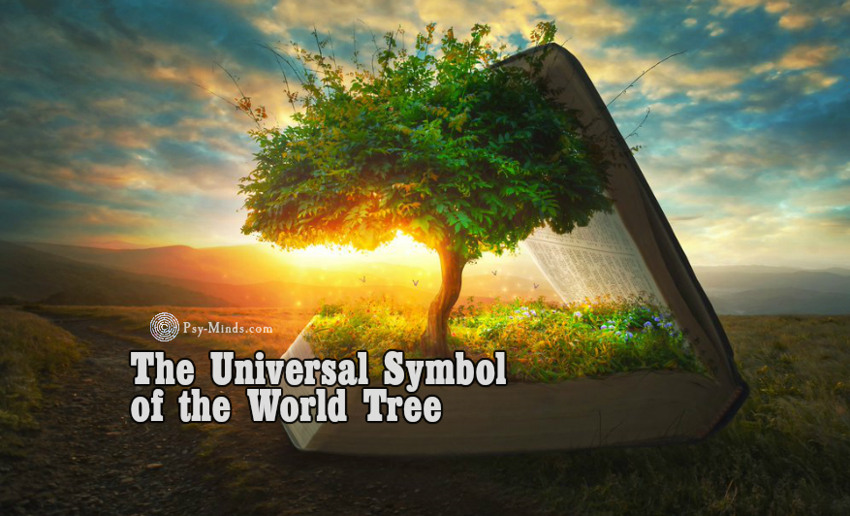The Universal Symbol of the World Tree