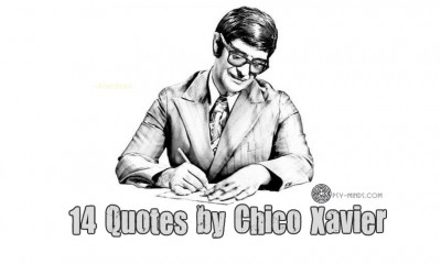 14 Quotes by Chico Xavier