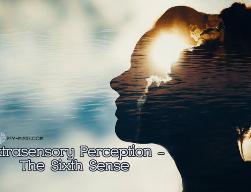 Extrasensory Perception – The Sixth Sense