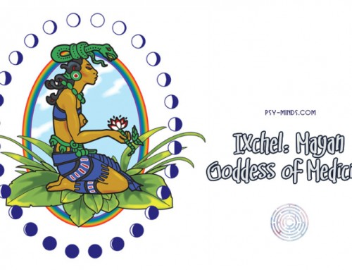 Ixchel: Mayan Goddess of Medicine