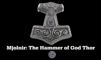 Mjolnir The Hammer of God Thor