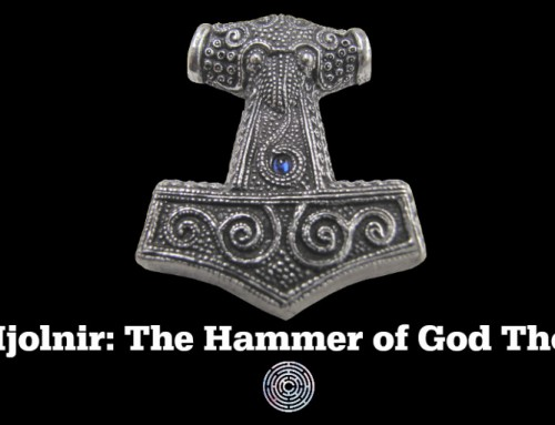 Mjolnir: The Hammer of God Thor