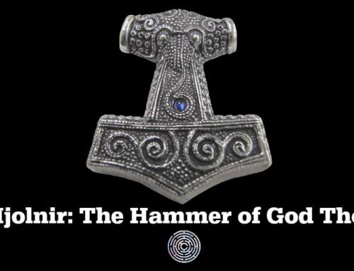Mjolnir: The Hammer of God Thor