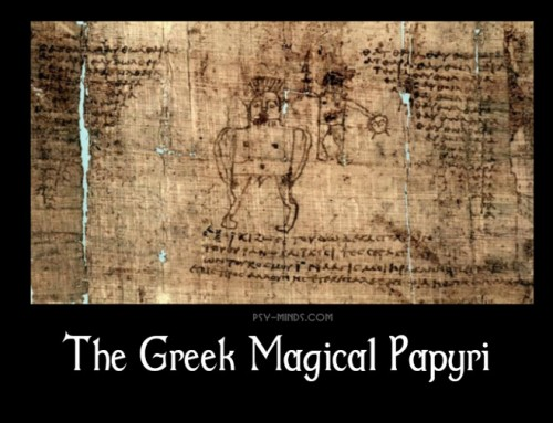 The Greek Magical Papyri