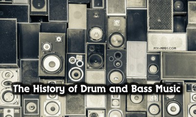 The History of Drum and Bass Music