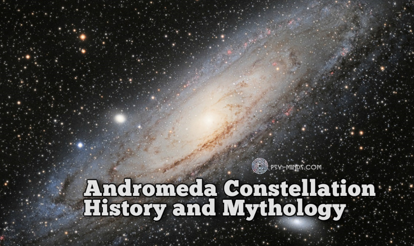 Andromeda Constellation History and Mythology