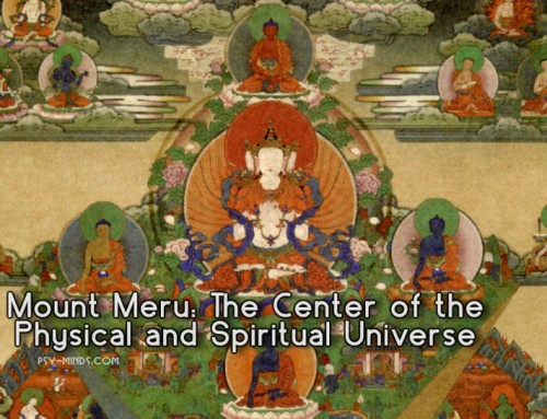 Mount Meru: The Center of the Physical and Spiritual Universe