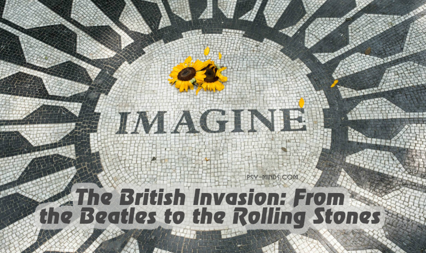 The British Invasion From the Beatles to the Rolling Stones