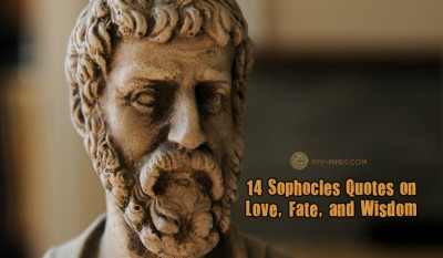 14 Sophocles Quotes on Love, Fate, and Wisdom