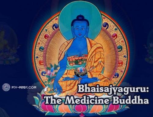 Bhaisajyaguru: The Medicine Buddha